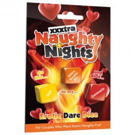 XXXtra Naughty Nights Terninge Spil